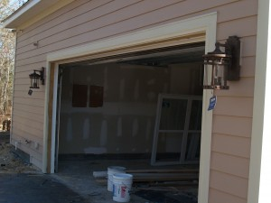 Garage Outside Lighting